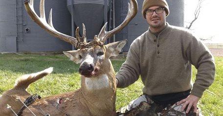 Archery Pre Rut Deer Hunt