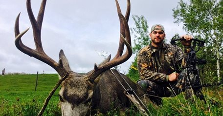 Whitetail or Mule Deer Bow Hunt, 10 Days