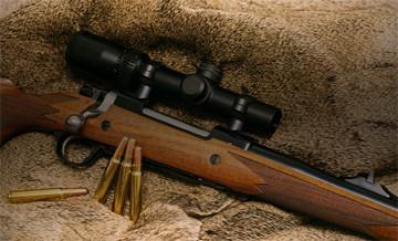 Hunting trips: Rifle Hunting